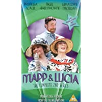 Mapp And Lucia: The Complete Second Series