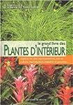 Le grand livre des plantes d'int�rieur