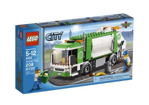 Preisvergleich Produktbild LEGO City Town Garbage Truck 4432 by LEGO