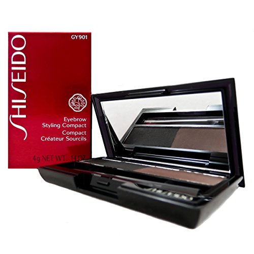 Shiseido Eyebrow Styling Compact cura GY 901 Deep Brown 4 g