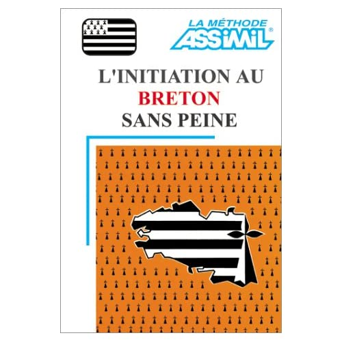 Initiation au Breton sans peine (1 livre + coffret de 3 cassettes)