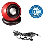 #7: Drumstone Z46 Multimedia Speaker with Stereo Super Bass Earphone Hands-Free Compatible with Xiaomi, Lenovo, Apple, Samsung, Sony, Oppo, Gionee, Vivo Smartphones (One Year Warranty)