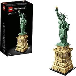 Lego Architecture Statua della libertà,, 21042