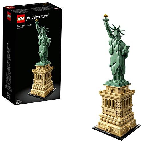 LEGO Architecture - La Statue de la Liberté - 21042 - Jeu de...