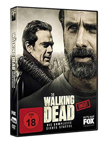 The Walking Dead – Die komplette siebte Staffel [6 DVDs]