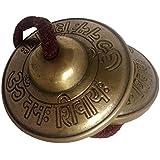 Om Nama Shiva Cymbales tibétaines Tingsha (Manjeera)