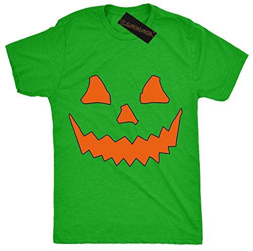 Renowned Halloween - Top - Colletto crew  - Maniche corte - Donna Green 44