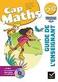 CAP Maths CM2 Éd. 2017 - Guide pédagogique + CD-Rom