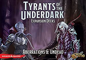 Gale Force Nine GF974003 No Dungeons y Dragons: Tyrants of The Underdark Expansion, Juego de Mesa