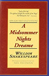 A Midsommer Nights Dream Folio Text (Paperback) (Applause Shakespeare Library Folio Texts)