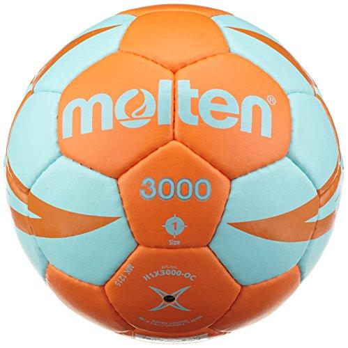 molten Handball, Orange/Cyan, 1, H1X3000-OC