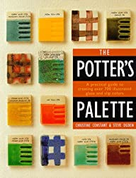The Potter's Pocket Palette: A Practical Guide to Creating over 700 Illustrated Glaze and Slip Covers