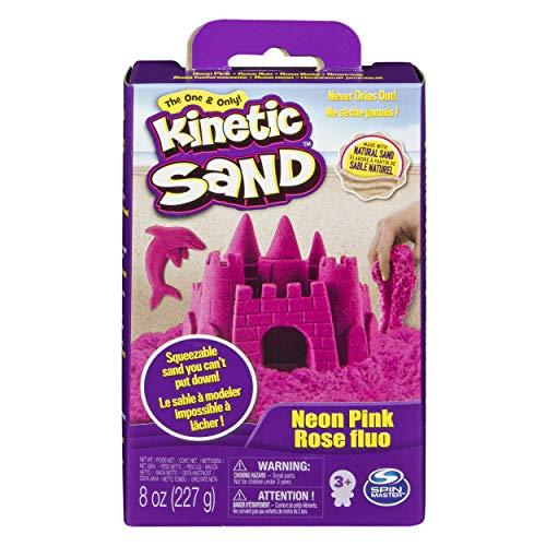 Rosa 8oz kinetischer Sand (Versand aus UK)