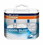 Osram 62150CBH+-HCB Cool Blue Hyper+, H1, Duo Box usato  Spedito ovunque in Italia