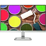HP 23.8 inch (60.45 cm) Edge to Edge LED Backlit Computer Monitor - Full HD, IPS Panel with VGA, HDMI Ports - 24EA (Silver)