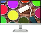 HP 23.8 inch (60.45 cm) Edge to Edge LED Monitor - Full HD, IPS Panel with VGA, HDMI Ports - 24EA (Silver)