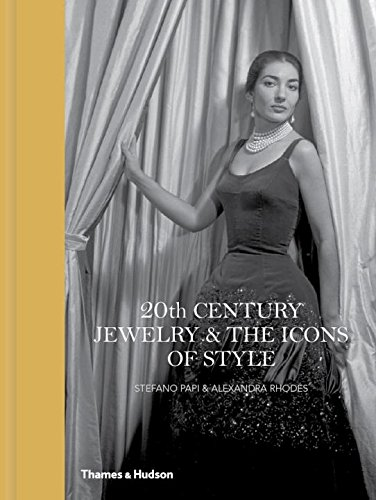 20th Century Jewelry & the Icons of Style por Stefano Papi