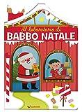 Il laboratorio di Babbo Natale. Casette di Natale. Ediz. a colori