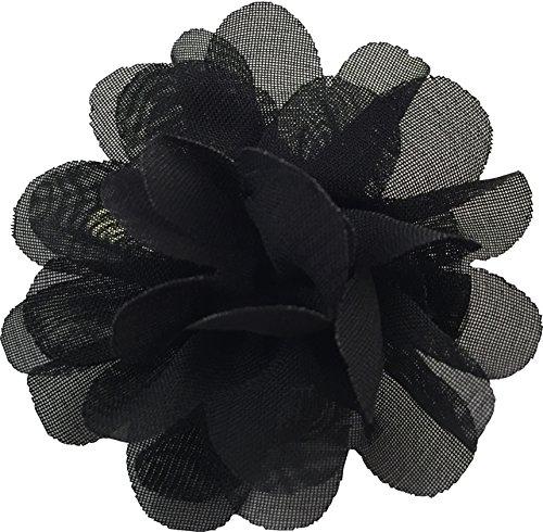 Der Kostüm Junggesellinnen (Haar Clip für Frauen, Kinder, Babys & Mädchen von LILLY LACE, schöner Haarschmuck der einfach zu befestigen ist, Haarspange in Form einer Blume - Blüte, perfekt für Hochzeit, Junggesellinnen Abschied)