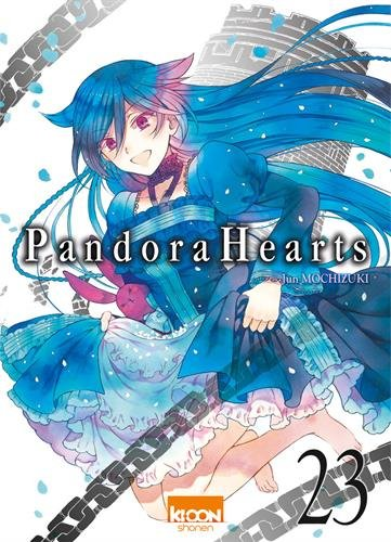 Pandora Hearts Edition simple Tome 23