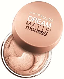 Maybelline Jade Dream Matte Mousse Foundation