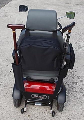 Sheerlines Richmond sac pour Portable mobilité Scooter & Stick détenteurs - Bourgogne
