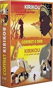 Kirikou et la sorcière / Kirikou et les bêtes sauvages - Coffret 2 DVD