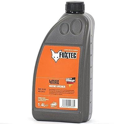 FUXTEC 4 Taktöl 1,4 Liter SAE 30 für Rasenmäher / Stromerzeuger / Schneefräsen - MADE IN GERMANY