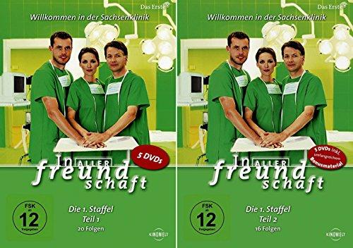t - Staffel 1 Komplett (Teil 1.1+1.2) * DVD Set ()
