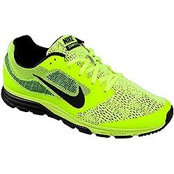 Nike Air Zoom Fly 2, Zapatillas de Running para Hombre, Verde/Negro (Volt/Black-Green Strike
