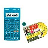 Casio FX-82SX Plus + Lern-CD (auf Deutsch)