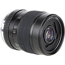 Yunchenghe 60mm F/2.8 Obiettivo macro 2: 1, obiettivo Focus manuale, per fotocamere reflex digitali per Pentax PK K-S2 K-3 K-50 K-1 K-3II K-5