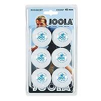 Joola Tischtennis-Bälle »ROSSI CHAMP« 6er Blister, weiß