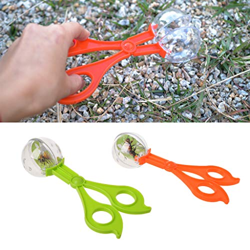 Cuigu Spinne Cricket Insektenvernichter Catch Schere Anti-Pik Aquarium Reinigung Werkzeuge Kinder Kinder Spielzeug Praktisch