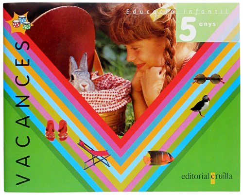 Tres tambors, educación infantil, 5 anys. quadern de vacances - 9788466107907