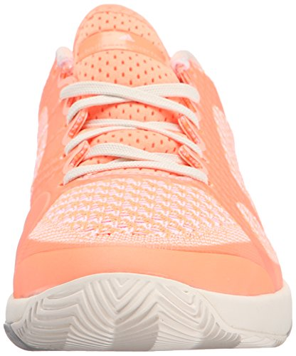 Adidas ASMC Barricade rafforzare la formazione Calzature, Mistero Grigio / universo / bianco, 5 M Us Ultra Bright Pink/White/Light Floral
