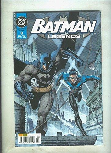 Batman Legends volumen 1 numero 08