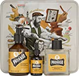 Proraso Beard Kit Wood & Spice - 3-teiliges Bartpflege Set