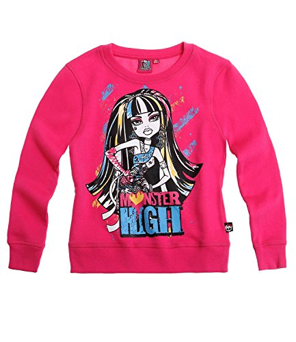 Monster High Felpa - rosa fucsia - 152