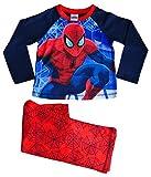 Spiderman Pyjama 3à 7ans - rouge - 3 ans