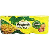 Bonduelle - Maíz Dulce - 3 x 150 g