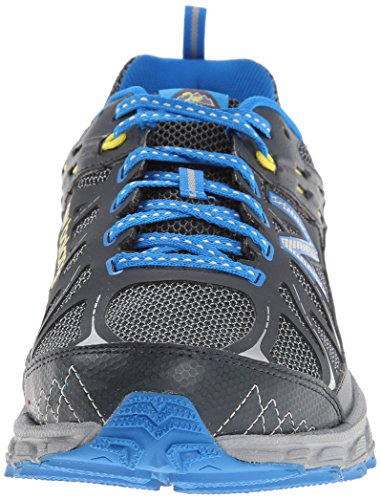 New Balance MT610 Large Synthétique Sentier Dark Grey / Blue