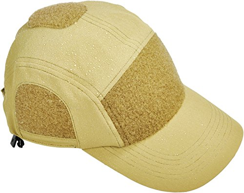Hazard 4 Kappe Smart Skin Privateer Panel Cap, Coyote
