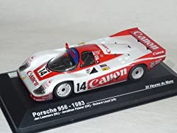 Porsche 956 1983 LammeRS 24h Le Mans 1/43 By ixo Modell Auto Modellauto SondeRangebot