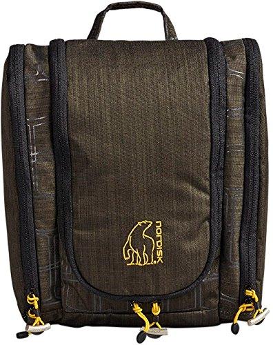 Nordisk Kalix Funktionale Kulturtasche/Kosmetiktasche, 5 L, ideal für Reisen, Outdoor, Freizeit, zum Aufhängen, 220 g