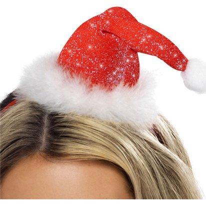 Mini Santa Hat - Erwachsene Weihnachtsmütze - One Size