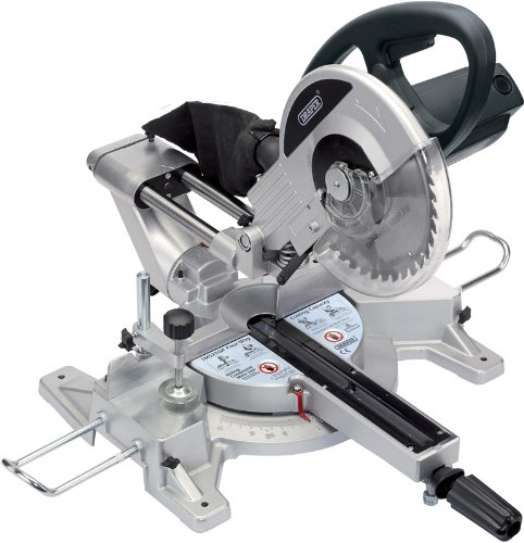 Draper 52947 250mm Sliding Compound Mitre Saw