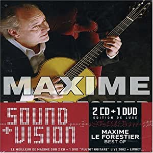 maxime le forestier deluxe s v maxime le forestier musik. Black Bedroom Furniture Sets. Home Design Ideas