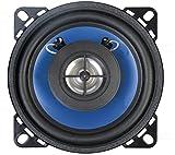 Peiying PY-1010C - Pack de altavoces para coche 2x30W 4 ohm 100mm (estéreo)