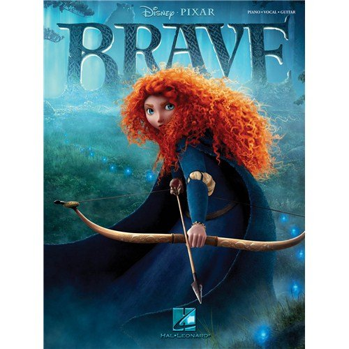 Patrick Doyle: Brave - Music From The Motion Picture Soundtrack. Für Klavier, Walnuss und Gitarre (Brave Film-soundtrack)